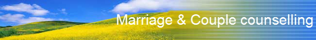 Marriage & Couple counselling